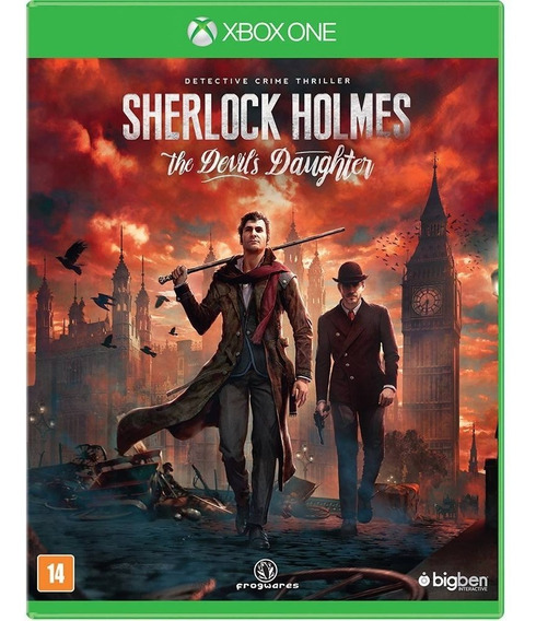 Sherlock Holmes The Devil