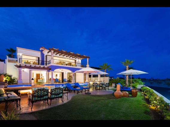 Vacaciones Los Cabos, Villa Para Fin De Año, 7 Dias