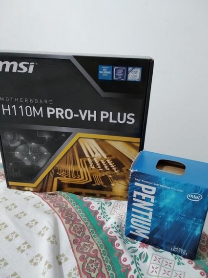 Kit Intel 1151 Ddr4