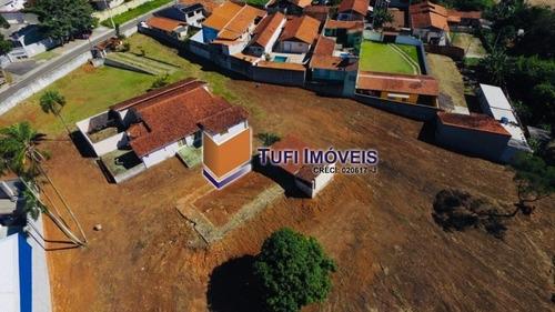 Compre Terreno Em Atibaia - Sp - 3811