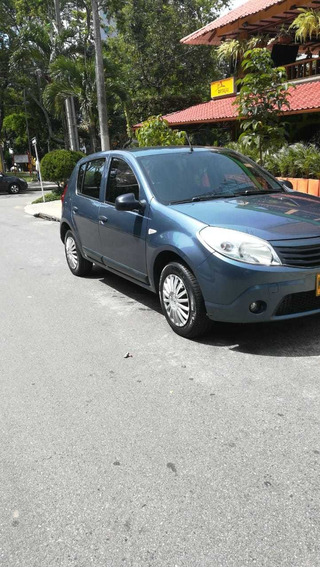 Renault Sandero Exp Expression Aa 4p