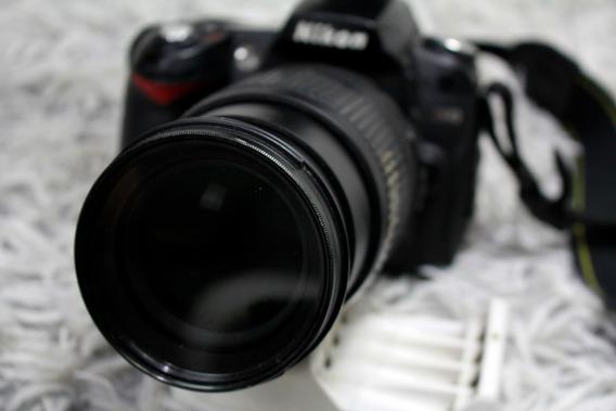 Câmera Nikon D90 Usada