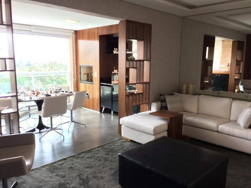 Imagem 1 de 30 de Apartamento Com 2 Dormitórios À Venda, 109 M² Por R$ 1.550.000,00 - Vila Olímpia - São Paulo/sp - Ap14825