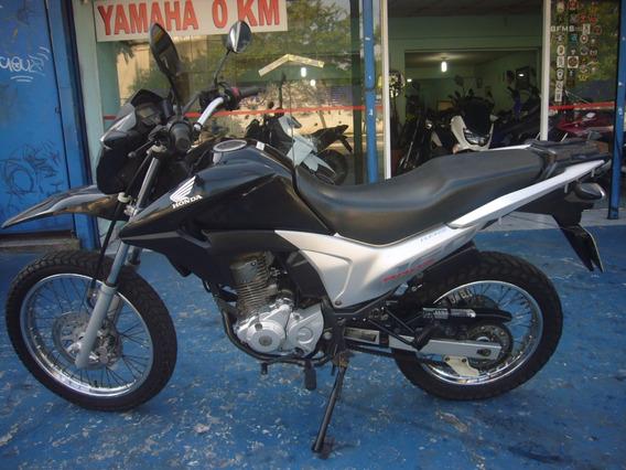 Honda Nxr 160 Bros Esdd 2015 Preta R$ 10.599