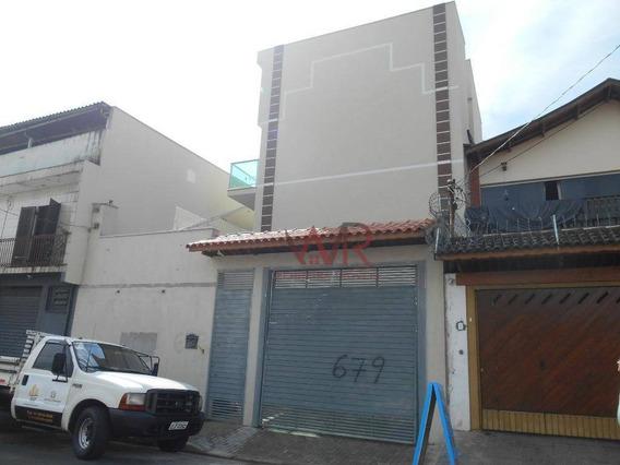 Apartamento Residencial À Venda, São Miguel Paulista, São Paulo. - Ap0444