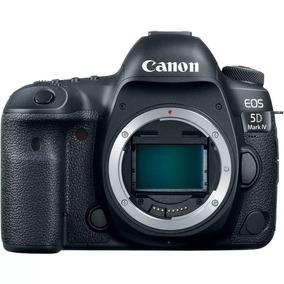 Câmera Canon Eos 5d Mark Iv (corpo) C/n.f. E Seguro De Envio