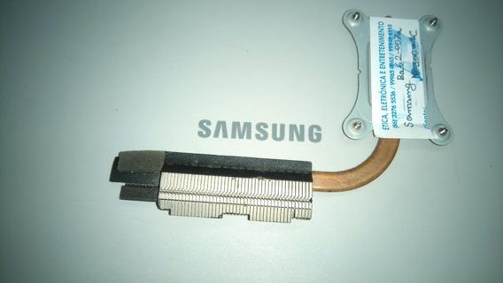 Dissipador Para Notebook Original Samsung Np300