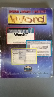 Word Para Windows 95 - Manual Teórico Y Práctico Fuce
