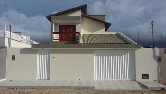 Casa Nova, Duplex, 170m2, 3 Quartos Com Duas Suites