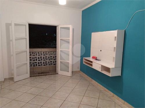 Imagem 1 de 27 de Apartamento, Venda, Praia, José Menino, Pé Na Areia, Santos, 01 Dormitório, 01 Vaga - Reo558261