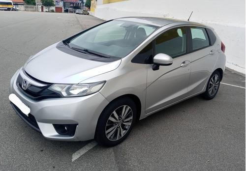 Honda Fit 2015 1.5 Ex Flex Aut. 5p