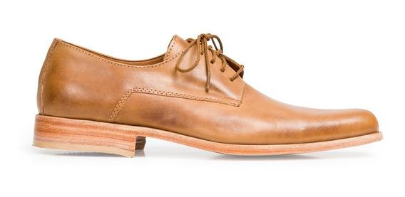 Tremendo Scarpe Zapato Hombre Sport Cuero Vacuno Suela Forma