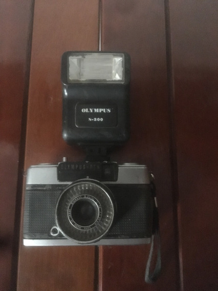 Câmera Fotográfica Analógica Olympus Pen (antiga)