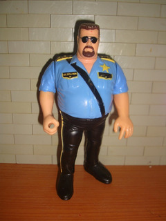 The Big Boss Man Wwe 1991 Titan Sports