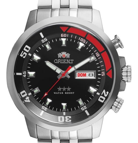Relógio Orient Masculino Automático 469ss058 P1sx Original