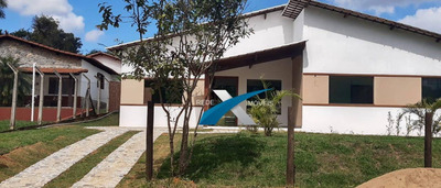 Linda Casa Luxuosa A Venda 3 Quartos Estância Da Mata Com Piscina E Energia Solar - Lagoa Santa/mg - Ca0833