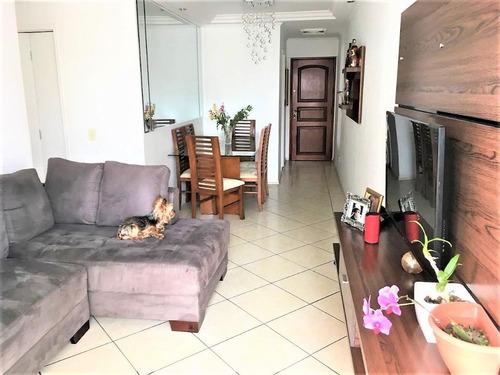Apartamento Residencial À Venda, Mooca, São Paulo. - Ap2471