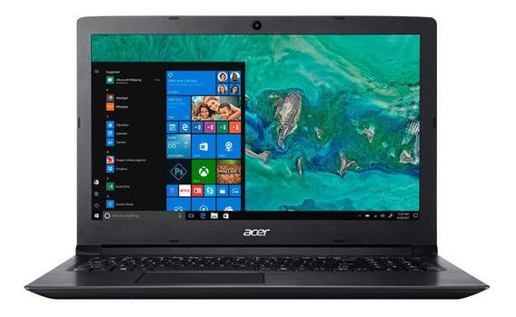 Notebook Acer Amd A9 4gb Ram 128gb Ssd Win10 14