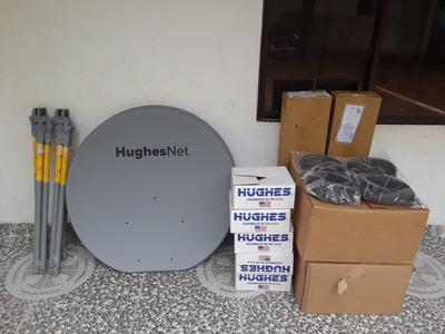 Internet Satelital Sin Interrupciones