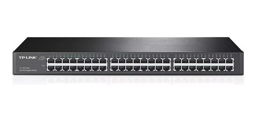 Imagen 1 de 1 de Switch 48 Puertos Gigabit 10/100/1000 Tl-sg1048 Tp-link