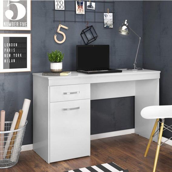 Escrivaninha 1 Porta Vitória Demóbile Branco Ba