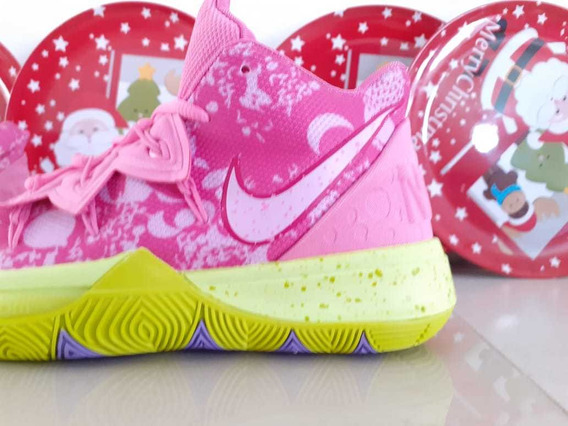 Tenis Nike Kyrie 5 Bob Esponja Patricio