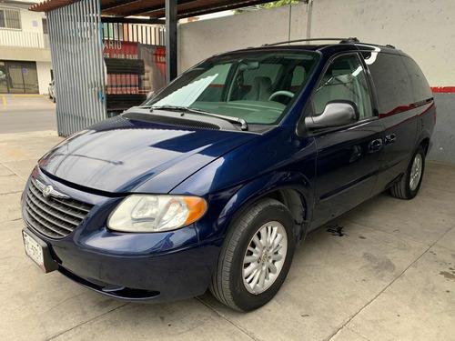 Chrysler Voyager 2004 3.3l Lx Mt
