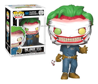 Funko Pop! The Joker 273 Special Edition Orig Scarlet Kids