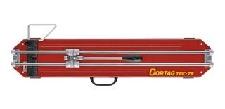 Riscador Cortador Profissional Piso/azulejo/porcelanato 75cm Tec 75 - Cortag