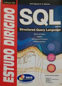 Estudo Dirigido De Sql Structured Query Language