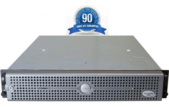 Servidor Dell Poweredge 2850 - Intel Xeon 64 Bits, 6 Gb Ram, 2 Portas Rede Gigabit, Baratissimo Com Garantia De Hardware