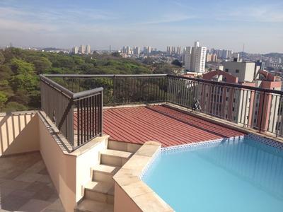 Cobertura Duplex Jardim Caboré São Paulo - Ap01076 - 33987420