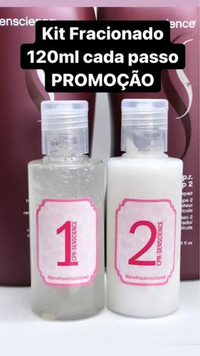 Kit Fracionado Cpr - Senscience 120ml + Brinde Promoção