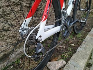 Bicicleta Bh Contrarreloj