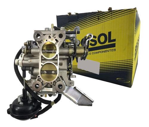 Carburador Brosol Blfa Alcool Gol 1.6 Cht 89 90 91 92 93 94