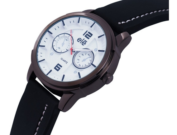 Reloj Relojes Moda Hombre Mujer Casual, Ele 6245 B