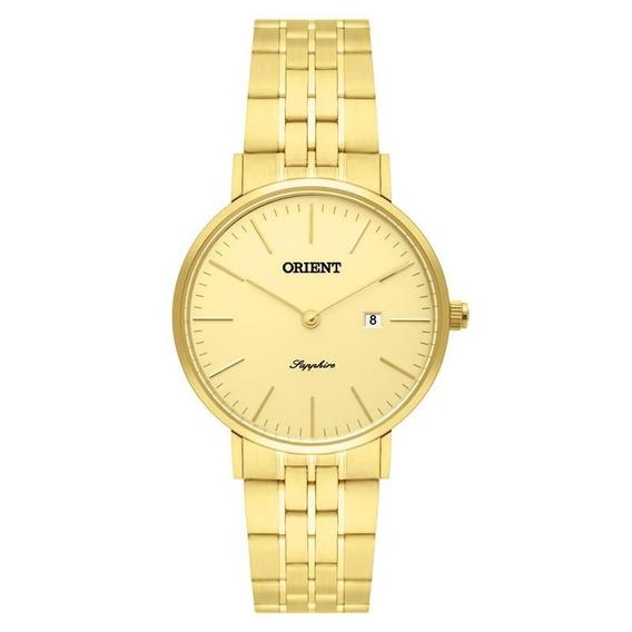 Relógio Orient Feminino Sapphire - Fgsss004 C1kx