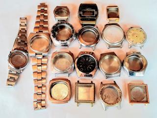 Lote De Cajas Para Reloj Pulsera Damas Y Caballero