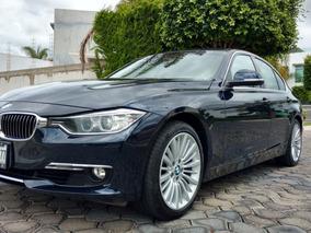 Bmw 328ia Luxury 2014 Factura Original Todo Pagado Gps Nuevo