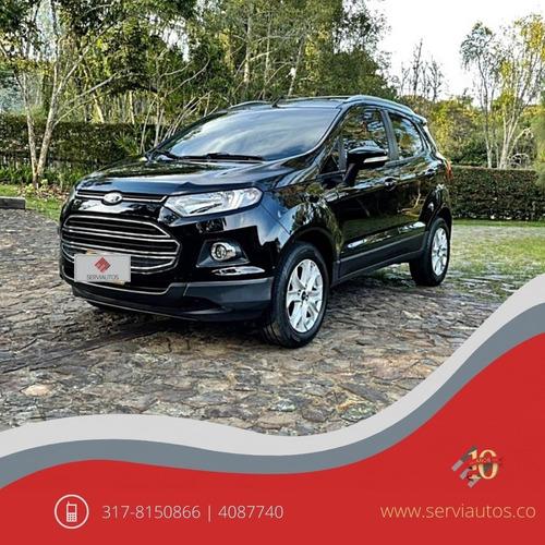 Ford Ecosport Titanium At 2.0 2014
