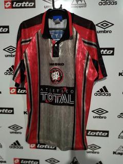 Camisa Athlético Atlético Paranaense 1997