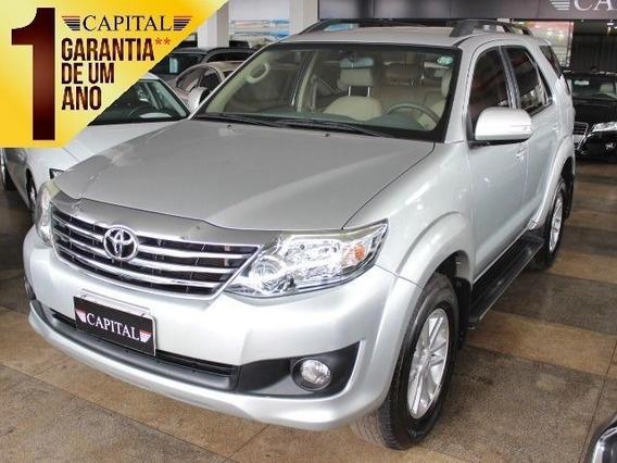Toyota Hilux Sw4 Sr 4x2 2.7 16v Vvt-i Flex