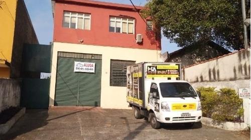 Imagem 1 de 13 de Locação Galpão - Socorro, São Paulo-sp - Rr4376