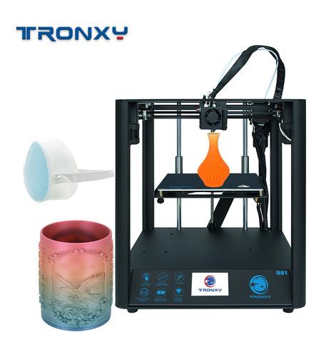 Tronxy D01 Alta Precisión Impresora 3d Silencioso Placa Base