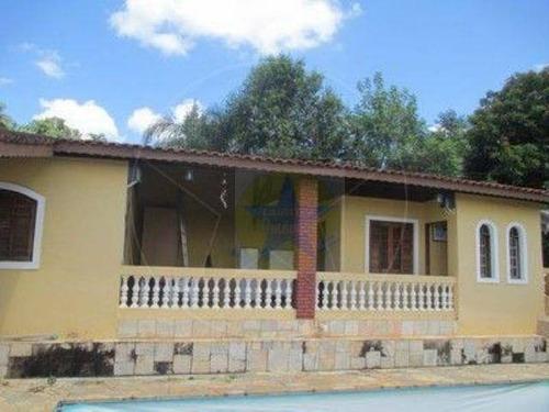 Chácara À Venda, 2250 M² Por R$ 400.000,00 - Estância Santa Helena - Jarinu/sp - Ch0790