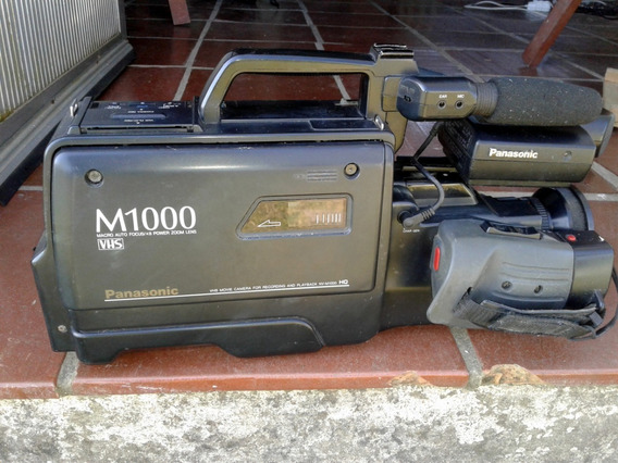 Câmera Filmadora Panasonic M1000 +carregador+cabos