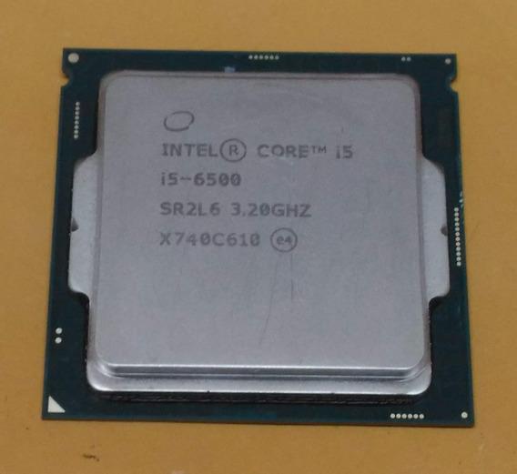 I5 6500 Turbo 3.6ghz 1151 Faço R$653 Melhor Que 6400 7400