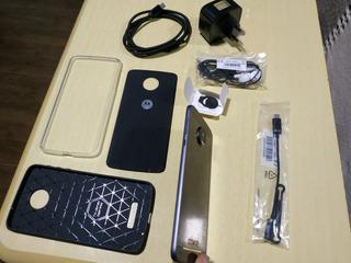 Smartphone Motoz Xt 1650 Preto 32gb Motorola