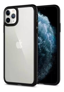 Capa Spigen iPhone 11 Pro Ultra Hybrid Matte Black