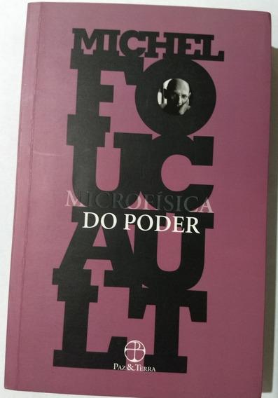 Livro - Microfísica Do Poder - Sebo Refugio